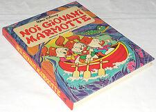 NOI GIOVANI MARMOTTE Cartonato Disney 1981  !!!!!!!!!!!!