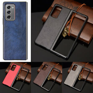 Phone Cover Leather PC Case Skin Anti-scratches for Mi Mix Fold Mobile Phone