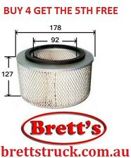 AIR FILTER NISSAN PATROL GU 2.8L RD28QT 3.0L ZD30 4.2L TD42T TURBO DIESEL BRETTS