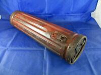 2.WK WW2 1940 Wehrmacht Behälter Munition Flak Tin Dose 11 cm Hersteller jde42