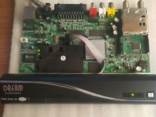 Dreambox DM 500S TV Receiver ( Motherboard & front panel ).