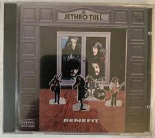 Jethro Tull – Benefit CD Chrysalis – VK 41043 - FACTORY SEALED!