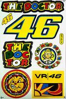 Motorrad Aufkleber Sponsoren Rennsport Motocross Bike Auto Helm Decals Stickers