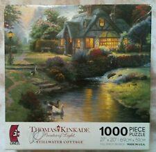 Ceaco Thomas Kinkade Stillwater Cottage 1000 Jigsaw Puzzle