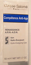 Coryse Salome Competence Anti-Age- Soin- Hydro-Energizing Care 1.7 oz new