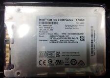 """INTEL Pro 2500 SSDSC2BF120A5H 120GB SSD 2.5"""" SATA 6GB/s Solid State Drive"""