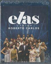 BLU-RAY ELAS CANTAM ROBERTO CARLOS [BRAZILIAN RARE BLU-RAY]