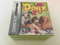 Dogz 2 (Nintendo Game Boy Advance, 2007) GBA NEW!!