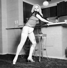 1960s Negative-sexy nude blonde pinup girl Carla Green-cheesecake t52710