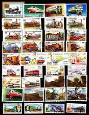 ZY880 TOUS  PAYS:36T.:anciens et modernes locomotives à vapeur,diesel,électrique