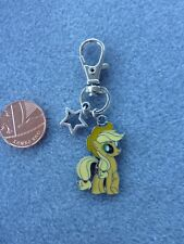 My Little Pony Applejack Keyring Enamel Bag Charm Birthday Gift Present #127