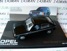 OPE59R voiture 1/43 IXO eagle moss OPEL collection : KADETT D GT/E 1983/1984