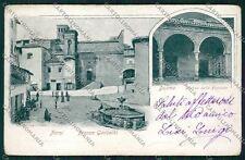 Terni Narni Alterocca cartolina QK4532