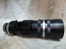 boken king  JAPAN 300mm f4.5 lens  M42 Zenit Pentax camera ADAPT DIGITAL sankor