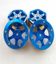 Hercules Rock Crawler Parts 1.9 inch Emulation Wheel B for 1/10 RC Cars Blue