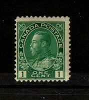 Canada SC# 104, Mint Never Hinged, minor gum staining - S2663