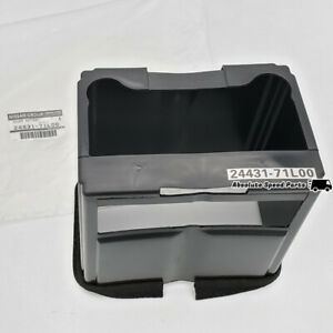 OEM NISSAN Battery Box Cover for Skyline R32 GTR GTS4 GTST small 24431-71L00
