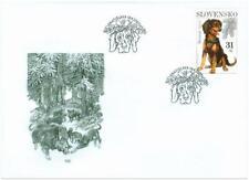 SLOVAKIA / 2007, (FDC) Preservation of Nature (Dog, Animal), MNH