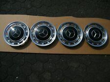 4 Oldtimer Mercedes Radkappen W115 W114 W123