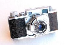 *c1955* ● Riken RICOH 35  RANGEFINDER 35mm film ● Ricomat f3.5 45mm Telemétrica