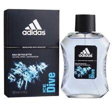 Adidas Ice Dive Men 3.4 OZ 100 ML Eau De Toilette Spray Nib