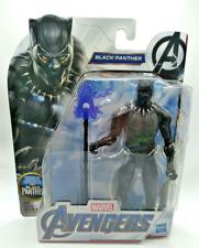 Hasbro Marvel AVENGERS ENDGAME Black Panther 6 inch Basic Figure Ships FREE!