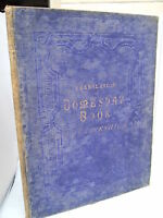 c1880 - Translation of Domesday Book for the County of Warwick - Folio HB