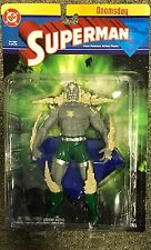(2003) DC Direct SUPERMAN Series 1 DOOMSDAY Action Figure! MOC! Rare!