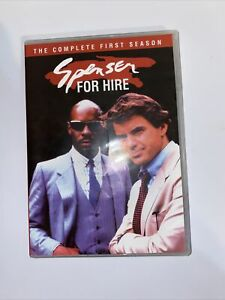 Spenser: For Hire - The Complete First Season (DVD, 2014, 6-Disc Set)