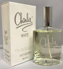REVLON CHARLIE WHITE EAU DE TOILETTE FRAGRANCE SPRAY FOR HER LADIES WOMEN 100ML