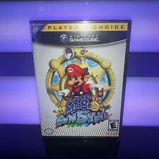 FACTORY SEALED Super Mario Sunshine (GameCube, 2002) MINT Condition