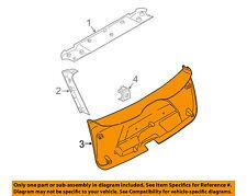 BMW OEM 14-16 i3 Liftgate Tailgate Hatch-Lower Gate Trim 51497305089