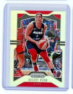 2020 Panini WNBA Prizm Kelsey Plum Silver Prizm #9