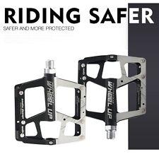 Hot MTB Mountain Bike Pedals Flat Platform Aluminum Alloy Sealed Bearing Pedals