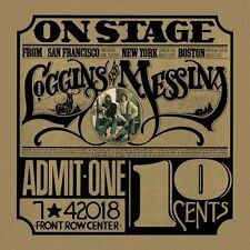 Loggins & Messina - On Stage [New CD]