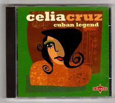 (HA206) Celia Cruz, Cuban Legend - 1997 CD