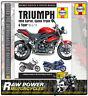 Triumph 1050 Sprint ST, Speed Triple & Tiger (05 - 13) Haynes Manual (4796)