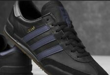 Adidas Originals Men's Jeans Fashion Trainers Black Blue Size UK 12.5  / EU 48