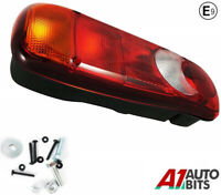 Lh Left Rear Tail 6 Function Light Lamp For Mitsubishi Fuso Canter Van Chassis