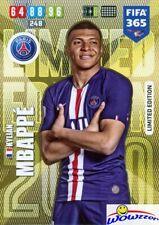 Kylian Mbappe 2020 Panini Adrenalyn XL FIFA 365 Limited Edition Paris!