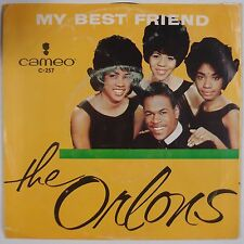 THE ORLONS: My Best Friend USA Cameo C-257 VG+/NM- 45 w/ PS