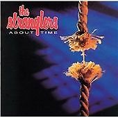 The Stranglers - About Time (1995)  CD  NEW/SEALED  SPEEDYPOST