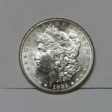 Better Date! 1881-S $1 Morgan Silver Dollar