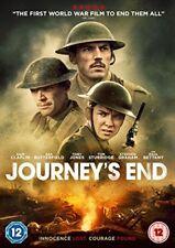 Journeys End [DVD] [2018] [DVD][Region 2]