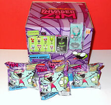 ORIGINAL MINI'S NICKELODEON INVADER ZIM BOBBLE HEADS SERIES 1 BLIND PACK FACTORY
