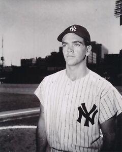 bobby richardson 8x10 photo new york yankees 7 w.s 1960 w.s mvp 8 a.s games
