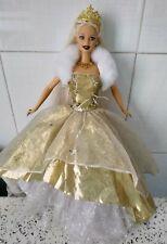 barbie holiday celebration 2000