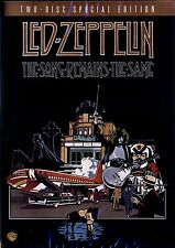 NEW 2DVD SET // LED ZEPPELIN/The Song Remains the Same - DTS  5.1 SOUND