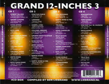 Ben Liebrand	Grand 12-Inches Volume 3 - 4 CD	Box		2007 40 Versions MAXI DANCE