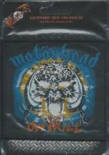 Motorhead Badges/Pins Metal Music Badges, Patches & Stickers